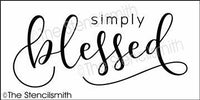5677 - simply blessed