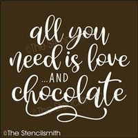 5696 - all you need is love and chocolate