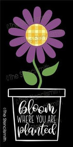 5725 - bloom where you are planted