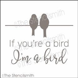5765 - If you're a bird