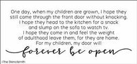 5813 - One day when my children