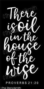 5822 - There is oil in the house of