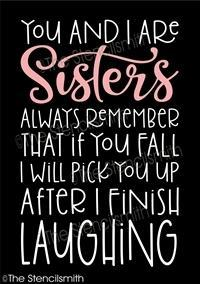 5858 - You and I are SISTERS