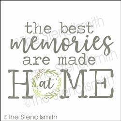 6013 - The best memories are made at home