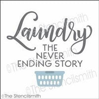 6014 - Laundry the never ending story