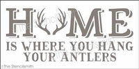6070 - Home is where you hang your antlers