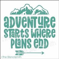 6074 - adventure starts where plans end