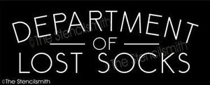 6084 - Department of lost socks