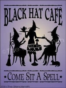 60 - Black Hat Cafe