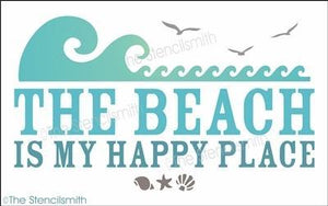 6107 - The Beach is my happy place