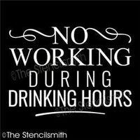 6119 - No working during drinking hours
