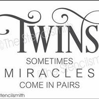 6170 - TWINS sometimes miracles