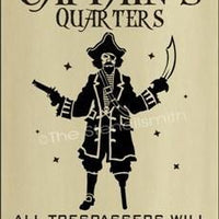 61 - Captain's Quarters
