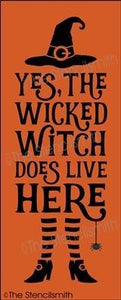 6217 - Yes, the wicked witch does live here