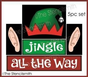 6326 - Jingle all the way - set