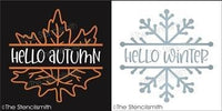 6360 - hello winter / autumn
