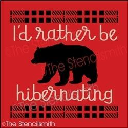 6361 - I'd rather be hibernating