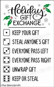 6372 - Holiday Gift Exchange
