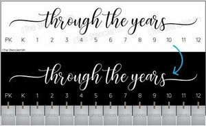 6373 - through the years PK-12