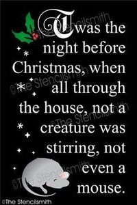 6391 - 'Twas the night before Christmas
