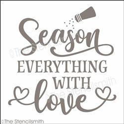 6420 - Season everything with love