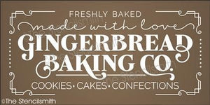 6430 - Gingerbread Baking Co.