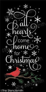 6446 - All hearts come home for Christmas (cardinal)