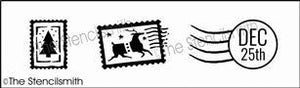6466 - little stamp pics