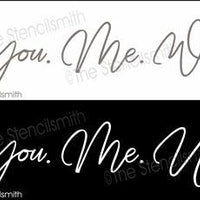 6506 - You Me We / Us