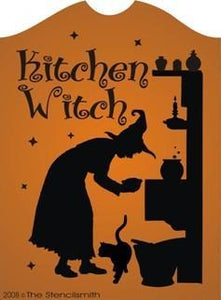 653 - Kitchen Witch