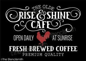 6554 - The Olde Rise & Shine Cafe