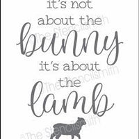 6562 - it's not about the bunny