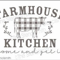 6580 - Farmhouse Kitchen come and get it