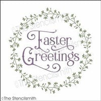 6582 - Easter Greetings