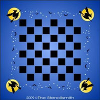 659 - Witch Checkerboard