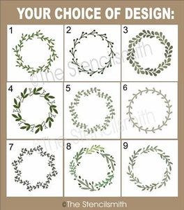 6627 - Simple Wreath