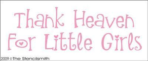665 - Thank Heaven for Little Girls