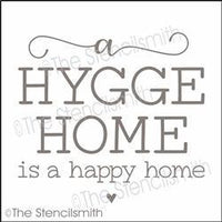 6668 - A Hygge Home Is A Happy Home