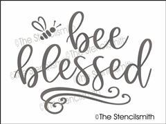 6721 - bee blessed