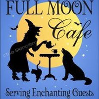 674 - The Olde FULL MOON Cafe