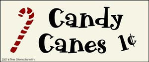 Candy Canes 1c