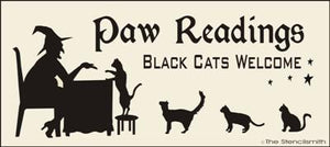 677 - Paw Readings - CATS