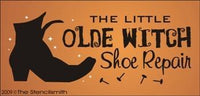684 - Little Olde Witch Shoe Repair