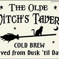 The Olde Witch's Tavern