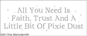 696 - All you need is ... pixie dust