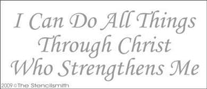 701 - I can do all things through Christ