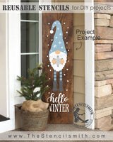 7062 - hello winter gnome