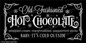 7103 - Old-Fashioned Hot Chocolate