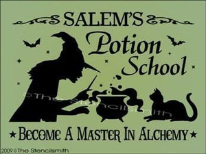 729 - Salem's Potion School