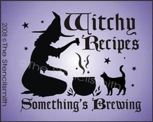 76 - Witchy Recipes